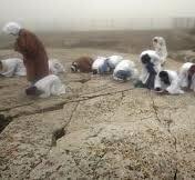 islam gebedshoudingen